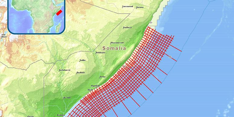 索马里、黑海东部油气勘探开发动向扫描