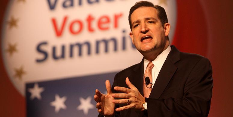 特德•克鲁兹:作为共和党候选人在能源方面有何主张?