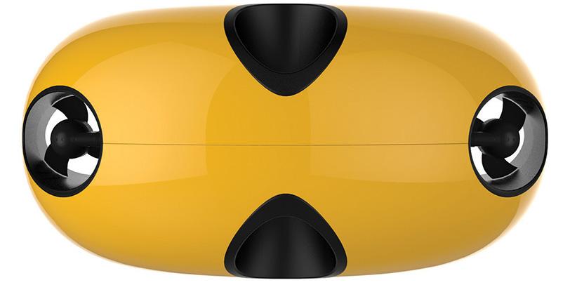 世界首创 可自行游走的海洋地震勘探飞碟
