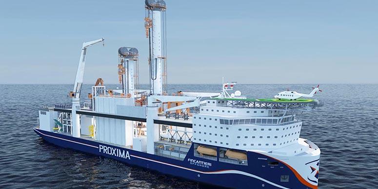 技术融合 造就意大利新型超深水钻井船