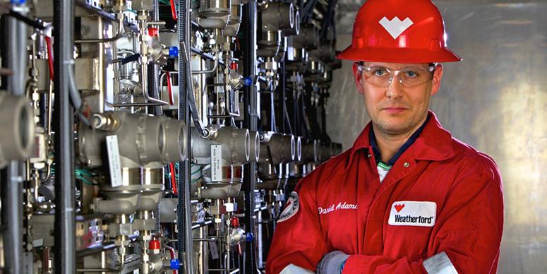 威德福提速柱塞泵 助力气井生产