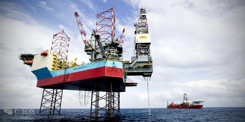 探秘北海钻井巨无霸 有何过人之处