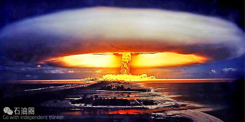 核能压裂:一段悄无声息的历史