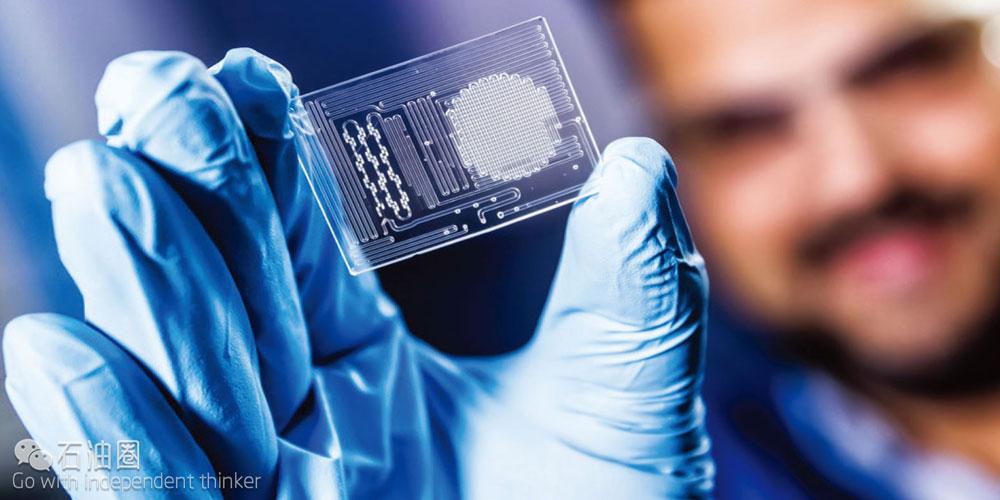斯伦贝谢微流控芯片技术 4小时呈现原油SARA数据