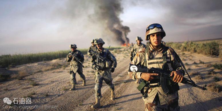 秘|全球恐怖组织ISIS与石油那些事