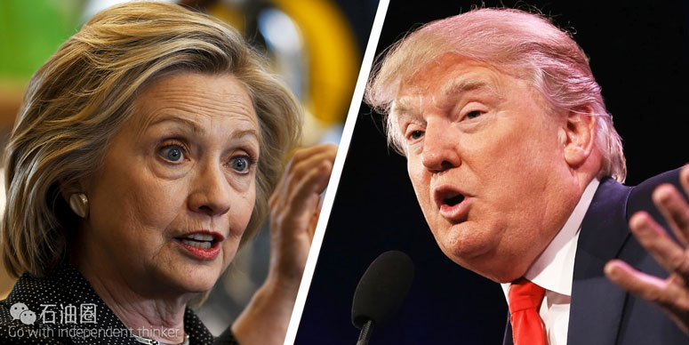 全球变暖成中国骗局?美总统候选人能源战略迥异