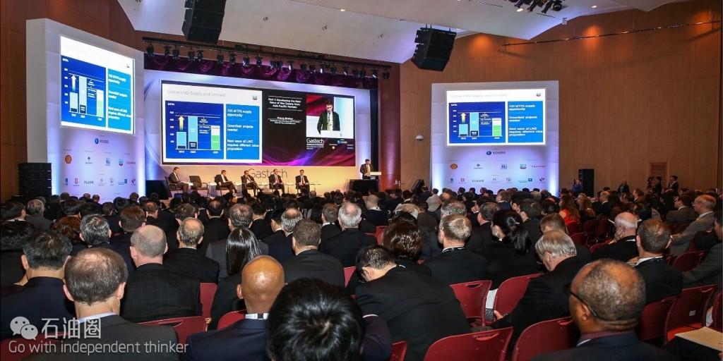 Gastech Conference & Exhibition: 革命来临!新型LNG运输船顽抗严酷航段