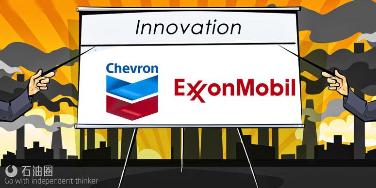 石油巨头立于不败之地的秘诀 你知道吗?