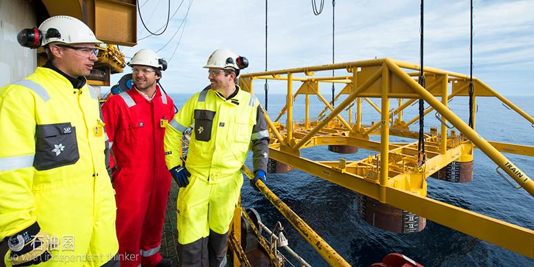 生命不息 更新不止 海底气体压缩系统升级再升级!