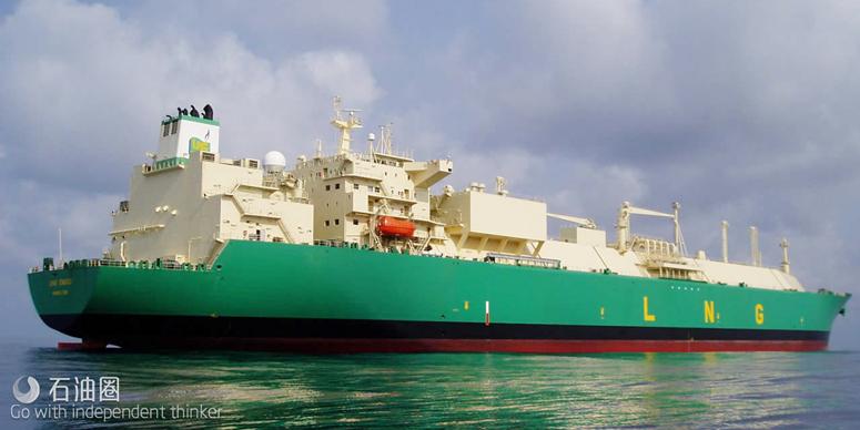 壳牌:全球LNG行业市场前景预测