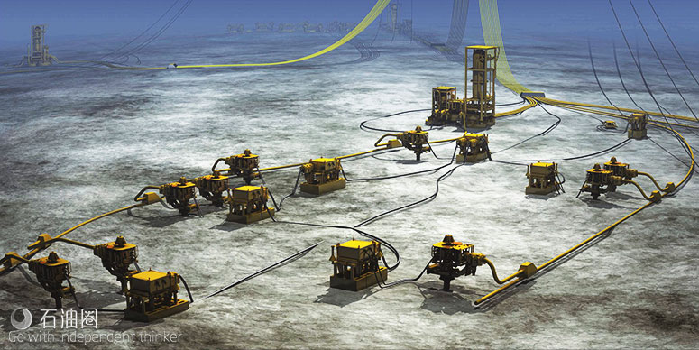 水下采油树应用技术发展现状