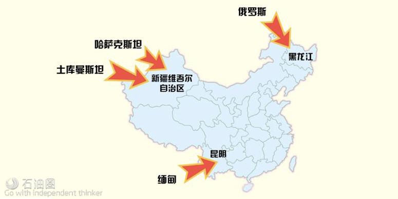 """东南西北中 海外油气部署擦亮中国""""国际名片"""""""