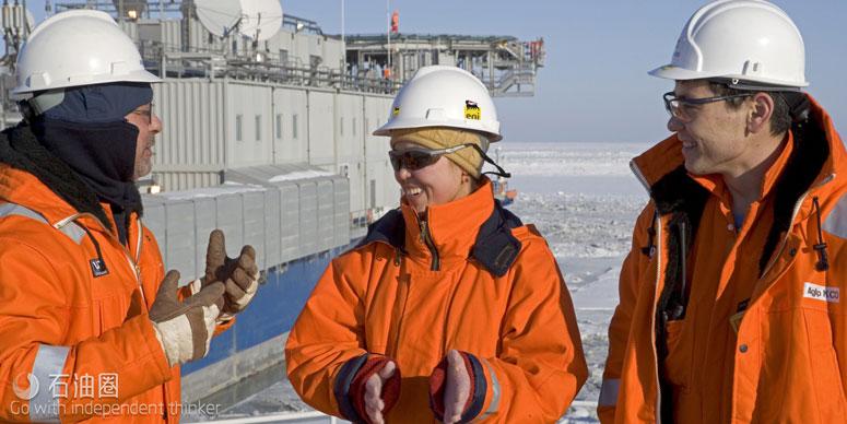 """油气行业女性不受重视? GE率先""""起义"""" 月姐"""