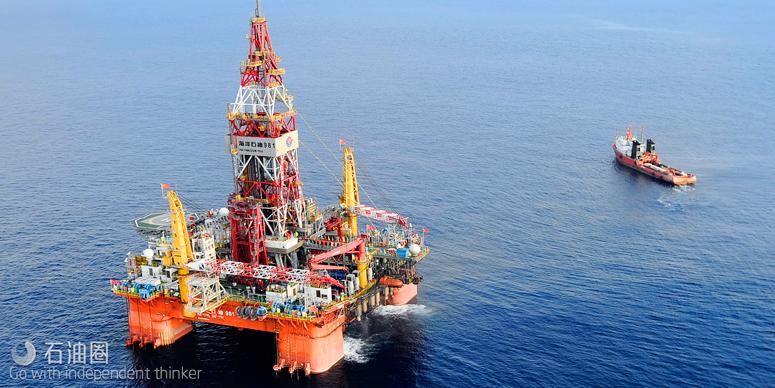 981钻井平台再次起航 南海深水油气是肥肉还是陷阱?