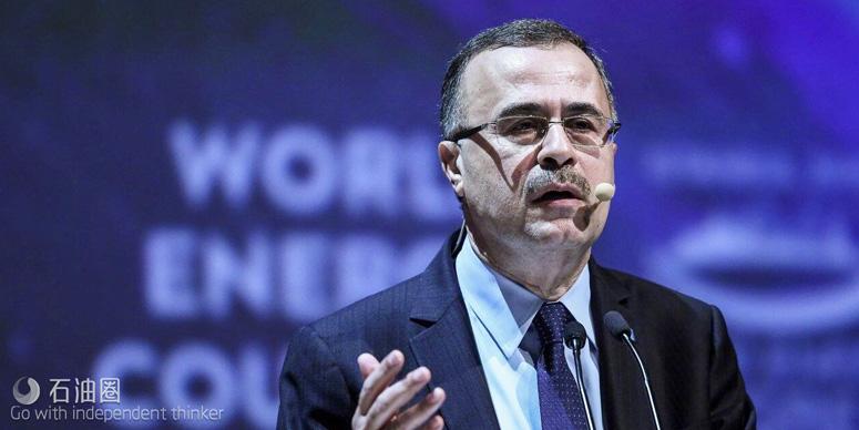 沙特阿美CEO Amin Nasser