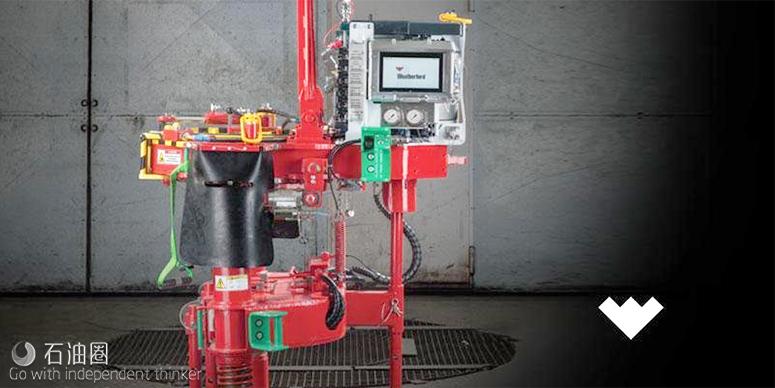 利用自动化改变传统管柱下入过程