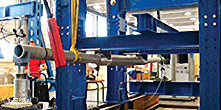 新一代高温高压防砂筛管研发成功