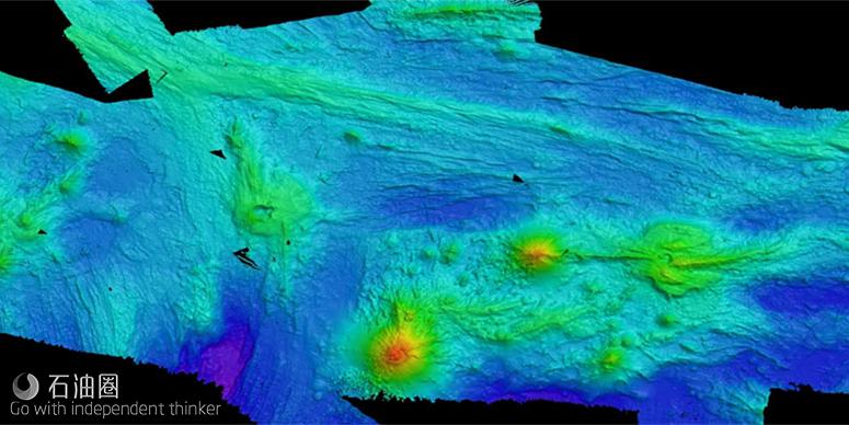 新一代多波束回声探测器搞定8000多米深海测绘