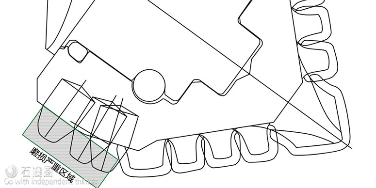 varel新型复合牙轮钻头提高钻磨桥塞效率