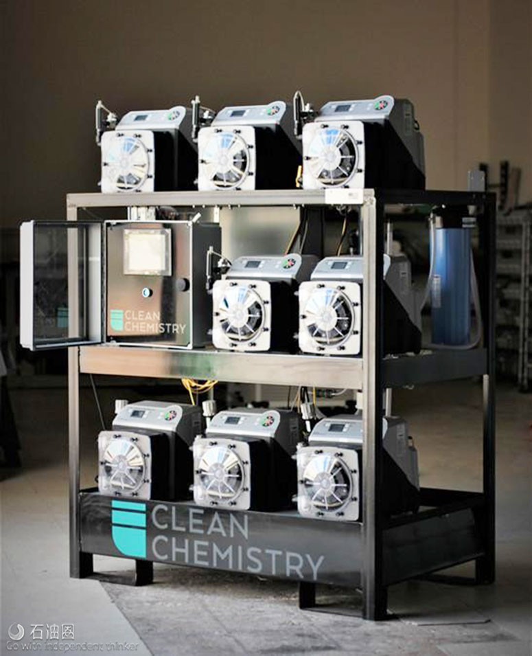 【本周专题:油田化学】PeroxyMAX智能水处理:更安全、更有效、更智能