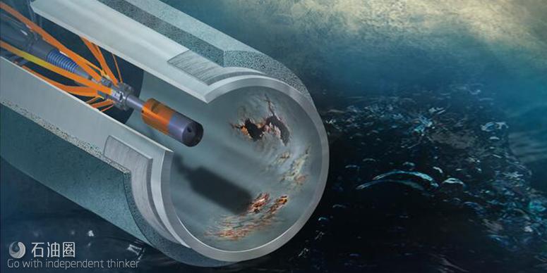电磁探伤新工艺确保管柱完整性