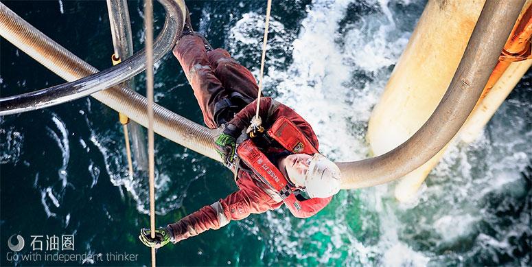 Oceaneering用树脂解决墨西哥湾水下P&A作业