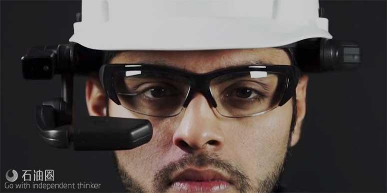 AR耳机提供油气行业快速解决方案