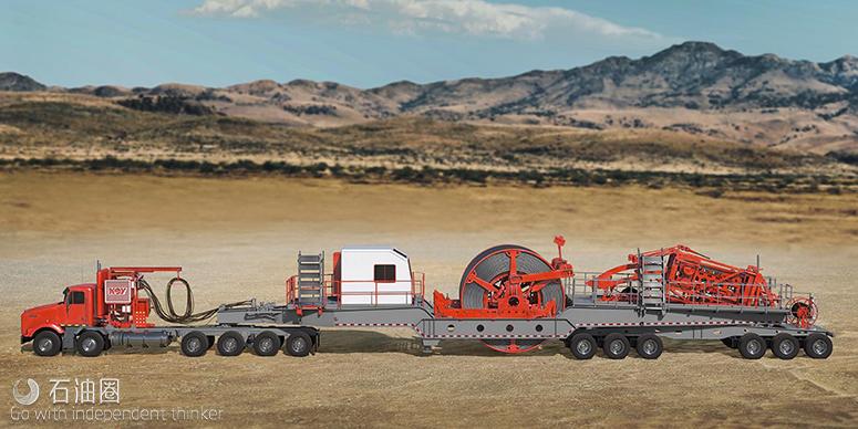 连续油管新技术 解决长距离作业难题