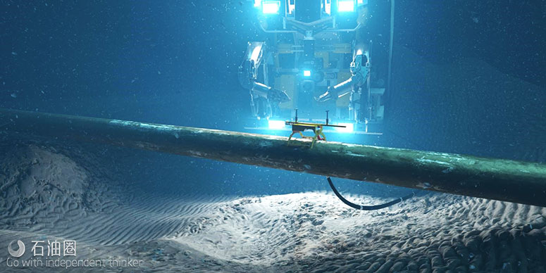 Oceaneering突破极限,克服深水管道检测挑战