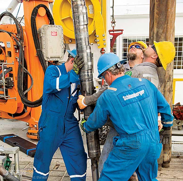 技术精简 引领海洋油气发展创新(上)