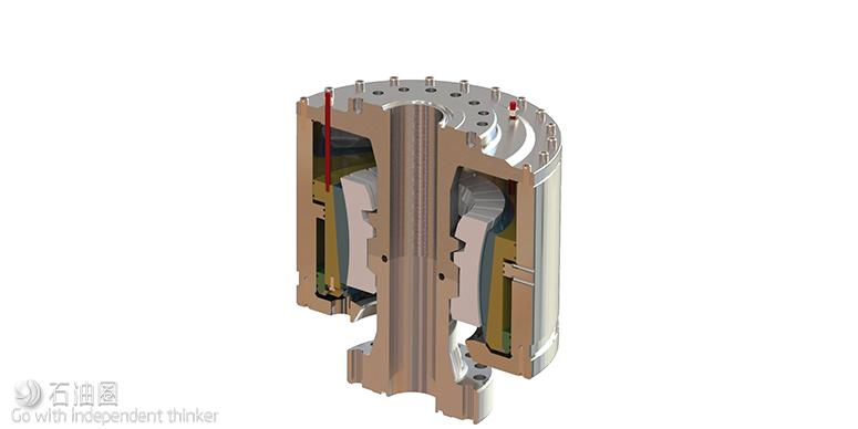 LocTorus连接器可牢牢锁住井口
