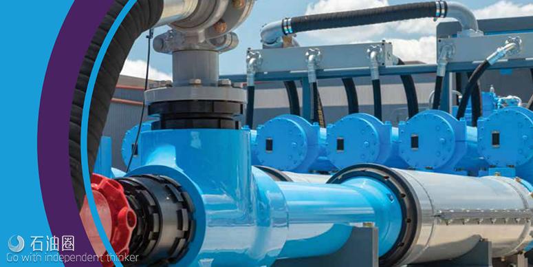 颠覆传统 AFGlobal推出创新型压裂泵