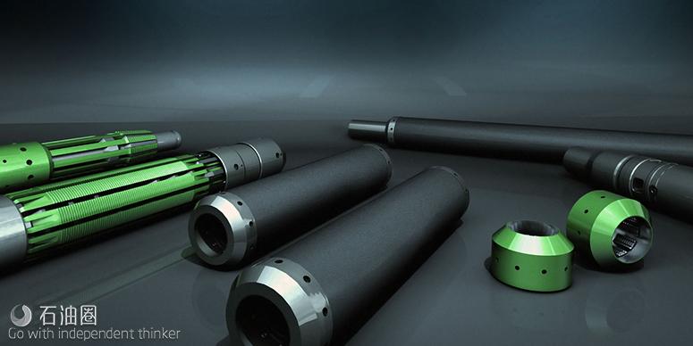 模块化设计 强力稳定裸眼井封隔系统