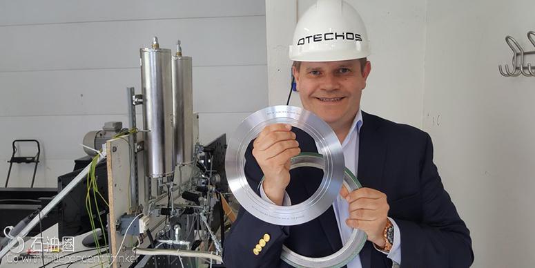 金属垫片技术 保障油气作业密封性