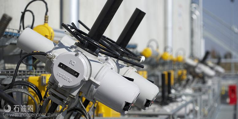 阀门控制自动化 优化油气开采连续性
