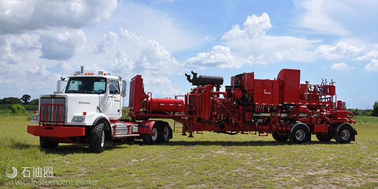 NOV推出新型固井泵 加速油气开采