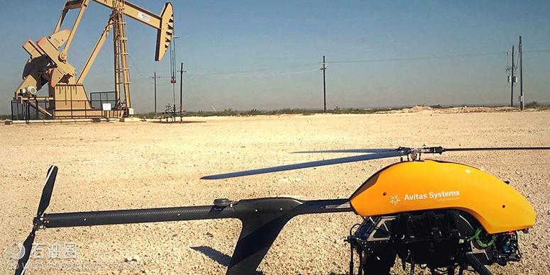 全新无人机系统 检测效率新高度