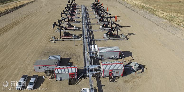 数据分析提高油田开采效率