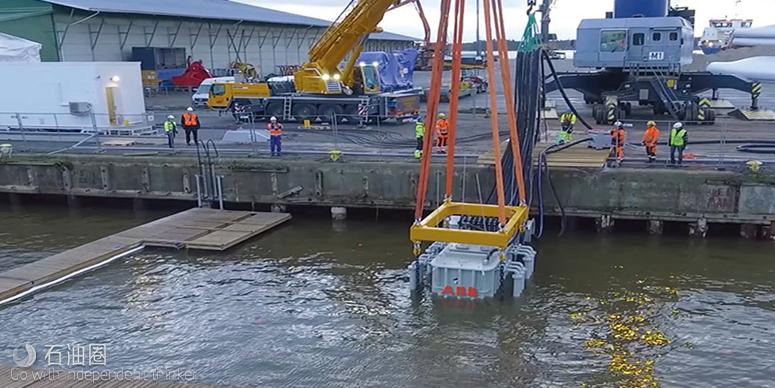 海底配电系统将开启海上油气田新时代