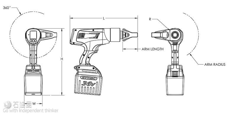 趁手好用的螺栓紧固工具