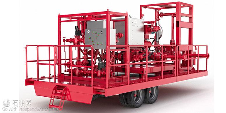 定制化控压钻井系统,看哈里伯顿