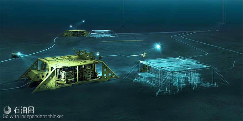 "Aker Solutions用""智能海底""助力海上油气开发"