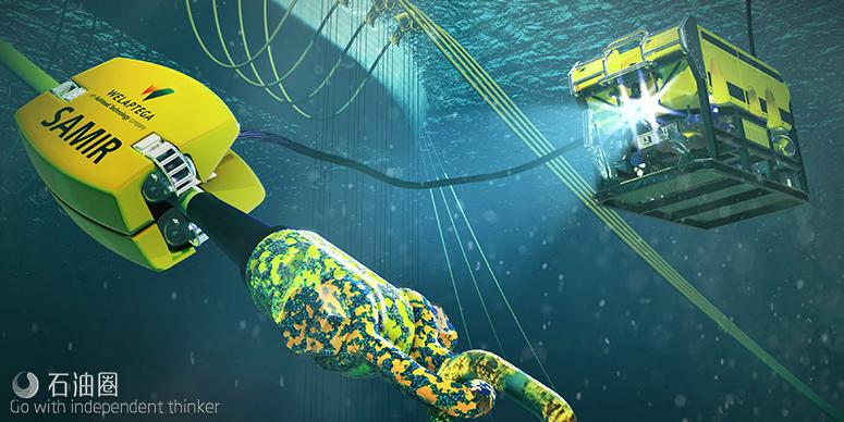 监测工具保障水下作业顺利进行
